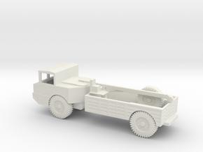 1/110 Scale M553 Goer Wrecker in White Natural Versatile Plastic