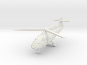 (1:285) Focke Achgelis Fa.328 in White Natural Versatile Plastic