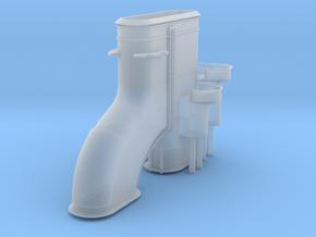 1/600 HMS Barham Funnel in Smooth Fine Detail Plastic
