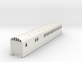 0-100-secr-d147-brake-third-coach in White Natural Versatile Plastic