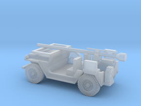 1/87 Scale M825 in Smooth Fine Detail Plastic