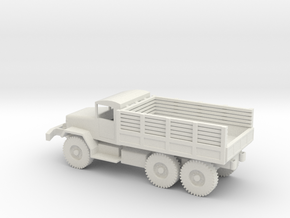 1/72 Scale M34 Cargo Truck in White Natural Versatile Plastic