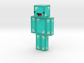 Skeppy | Minecraft toy in Natural Full Color Sandstone