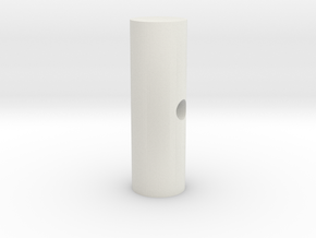 Cable lever cable rod in White Natural Versatile Plastic
