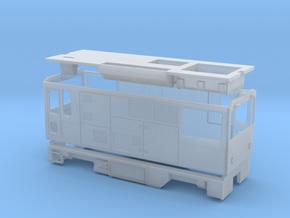 MVR/TPC HGem 2/2 in Smooth Fine Detail Plastic: 1:120 - TT