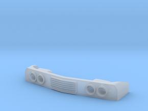 Motorpost Lamp unit in Smooth Fine Detail Plastic
