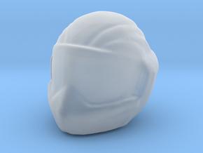 1/18 CF Helmet (Team Sugo Asurada) in Smooth Fine Detail Plastic