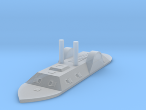1/1000 CSS Pontchartrain in Smooth Fine Detail Plastic