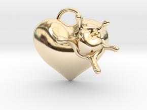 LoveSplash in 14K Yellow Gold