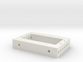 Servoträger V2 in White Natural Versatile Plastic