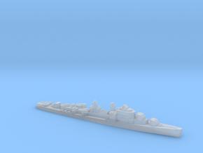 USS Allen M. Sumner destroyer 1945 1:3000 WW2 in Smoothest Fine Detail Plastic