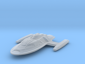 Sovereign Class Captain's Yacht 1/1000 Attack Wing in Smooth Fine Detail Plastic