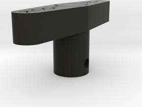 Throttle lock knob in Black Natural Versatile Plastic