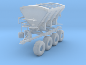 8-ton Dry Fertilizer Spreader in Smooth Fine Detail Plastic