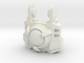 Matrix Medkit for Siege Ratchet in White Natural Versatile Plastic