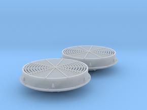 Standard Dynamic Fan 1/48 in Smoothest Fine Detail Plastic