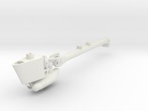 Skystriker Tailhook & TCS/IRST Pod (Modern Era) in White Natural Versatile Plastic