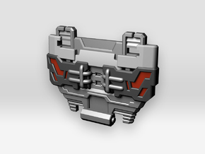 Prowl chest for CW Hot Spot in Smooth Fine Detail Plastic