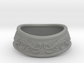 Paladin bracelet in Gray PA12: Small