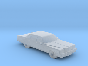 Cadillac Fleetwood 1974  in Smooth Fine Detail Plastic