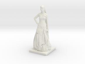 Printle C Femme 947 - 1/24 in White Natural Versatile Plastic