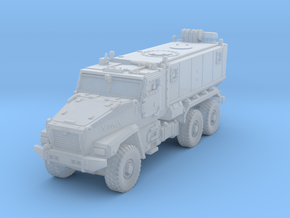 Ural Typhoon MRAP Taifun 63095 in Smoothest Fine Detail Plastic: 1:220 - Z