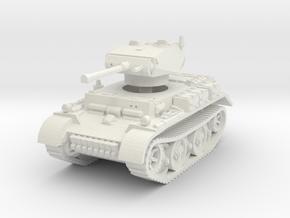 Panzer II Luchs 1/87 in White Natural Versatile Plastic