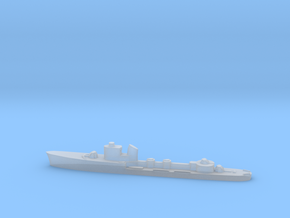 Italian Lince torpedo boat 1:1800 WW2 in Smoothest Fine Detail Plastic