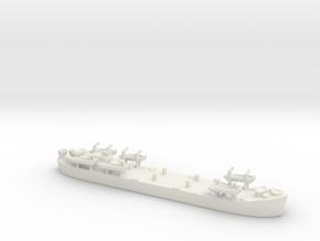 Landing ship tank   lst mk 2 1 /1200  1 in White Natural Versatile Plastic