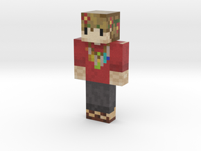 Grian | Minecraft toy in Natural Full Color Sandstone