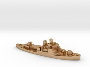 USCGC Eastwind icebreaker 1:1800 WW2 in Natural Bronze