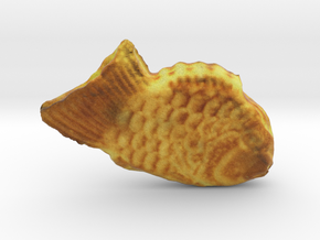 The Taiyaki Cake in Full Color Sandstone