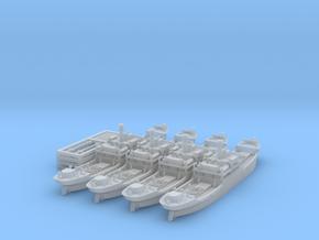 EFC 1001 'Ferris' WW1 Freighter in Smooth Fine Detail Plastic: 1:1250