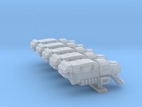 Gravy Gun Imperial Pattern SET in Smoothest Fine Detail Plastic