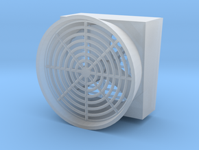 "1/64 ""S"" Scale 48"" Barn Exhaust Fan in Smooth Fine Detail Plastic"
