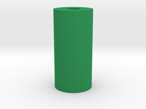 Replacement Priming Handle for Nerf Rival Mercury  in Green Processed Versatile Plastic
