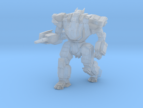 Heavy Mech Falcon in Smooth Fine Detail Plastic