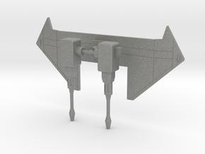 Starscream Action Master Gear in Gray PA12: Medium