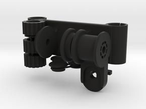 BASE35625PADUNI in Black Natural Versatile Plastic