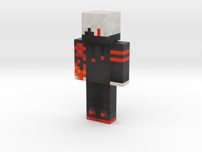 Axubiviz | Minecraft toy in Natural Full Color Sandstone