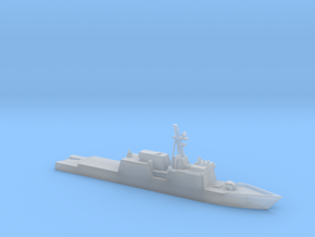 1/2400 Huntington Ingalls Patrol Frigate Design in Smooth Fine Detail Plastic
