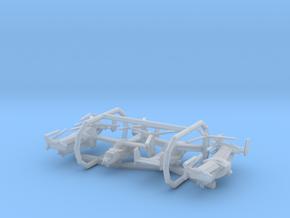 MV-22B w/Gear x4 (FUD) in Smooth Fine Detail Plastic: 1:600