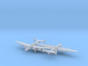 Handley Page Halifax B MK.III w/Gear x2 (WW2) in Smooth Fine Detail Plastic: 1:700