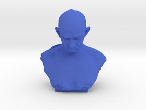Gandhi by Karmankar in Blue Processed Versatile Plastic: Medium