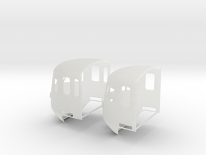 DE-1 (1:45) in Smooth Fine Detail Plastic