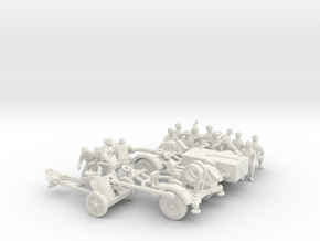 (1/56) SDKFZ.10 (ADDON PACK) in White Natural Versatile Plastic