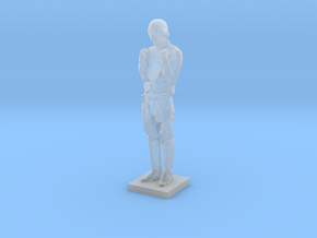 Printle C Homme 712 - 1/87 in Smooth Fine Detail Plastic