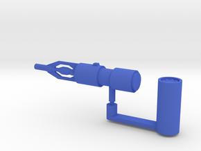 Soundwave Action Master Gear in Blue Processed Versatile Plastic