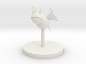 Yulgoid - Wingra in White Natural Versatile Plastic