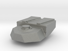 1/160 Scale M1 ABV Turret in Gray PA12